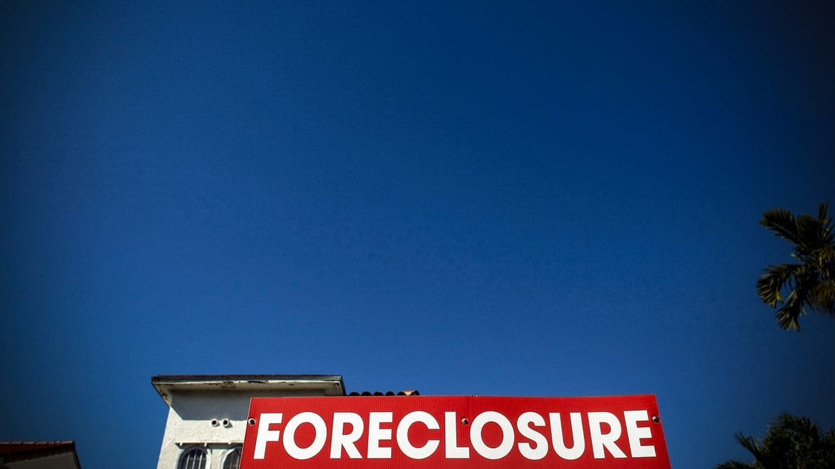 Stop Foreclosure The Woodlands TX